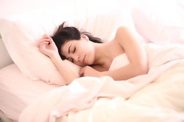 นอนหลับพักผ่อนให้เพียงพอ