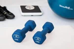ออกกำลังกายควบคู่กับการลดน้ำหนัก